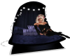 Bluez Moon Cuddle Chair