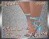 !a Alyssa Seablue Pumps