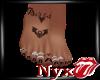Vampiress Feet 🦇