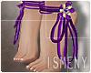 [Is] Queen Fairy Feet