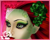 Poison Ivy Hair Roses