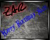 Happy Birthday Nick-