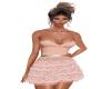 C- Bella Skirt Pink
