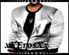 Celebrity Jacket Silver
