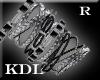 Whites Bracelets (R)