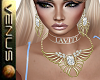 ~V~Scarab Diamond Set