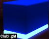 Blue Neon Seat