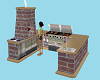 ANIMATED BBQ GRILL