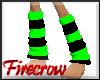 Emo Toxic Socks