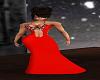 Elegant Red Dress