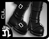 (n)CUL Buckle Boot