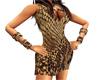 hot snake dress