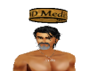 DND Meditating head ring