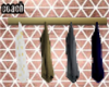 C| Chic Coat Rack