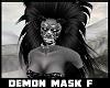 DEMON MASK-FEMALE