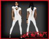 KyD White Sass PVC BdSt