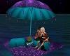 Resort Umbrella Kiss