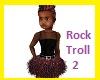 Kids Rock Trolls Dress 2