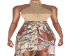Kendra Carob Dress