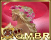 QMBR Toni-Flower Blonde