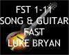 Fast + Guitar ~ L. Bryan