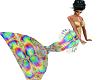 Psychedelic Mermaid GA