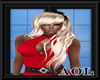 Audrey White Blonde