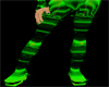 TOXIC RAVE SPIKES BOOTS
