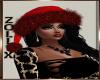 Winter Hat Red Z
