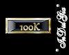 IN} 100K Gold Tag