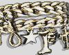 bracelet // gold