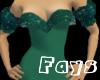 (F)Christmas Glam Green