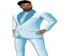 [BRI] Pastel Blue Suit