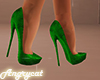 Green Pumps