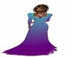 LOS MultiColor Gown
