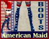 !AM! Patriotic Boots