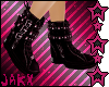 JX Pink Punk Converse