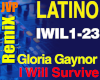 I will survive Latino Mx