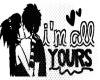 Emo Love Sticker