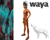 waya!~*Native*Male 3~