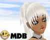 ~MDB~ IVORY LATISHA HAIR