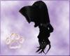 Soft Black Persephone