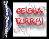Geisha Furry Bunny Ears!