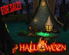 halloween witch house