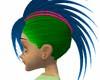Blu+Pink+Green Cyberhawk