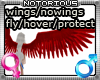 Hells Angel Wings