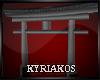 -K- Japanesse Gate