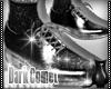 [CS]CometSilver .Shoes