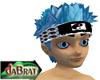 ~MDB~ BLUE YINYANG HAIR