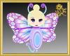 Kawaii Butterfly Avatar